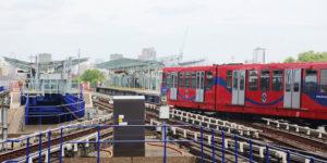 ロンドン,駅,電車,イギリス留学,体験談