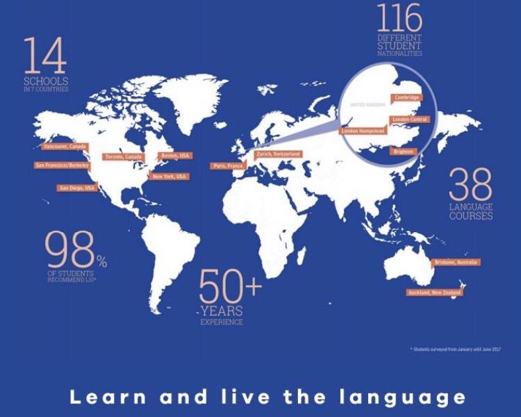 LSI 世界チェーン店舗