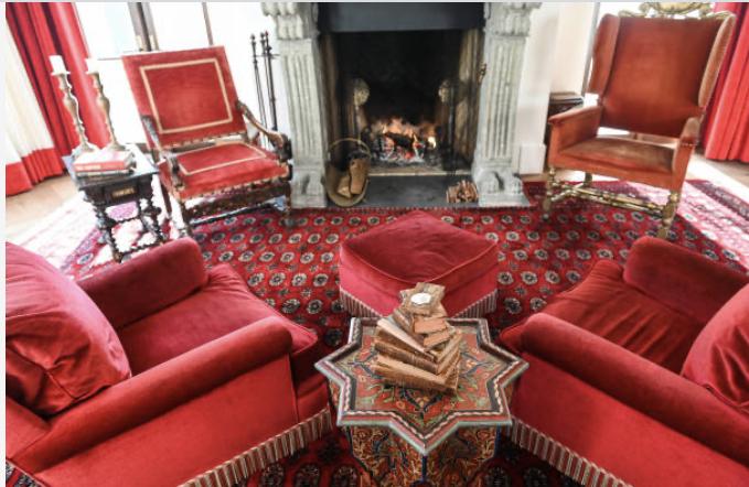 ヨーロッパの家具