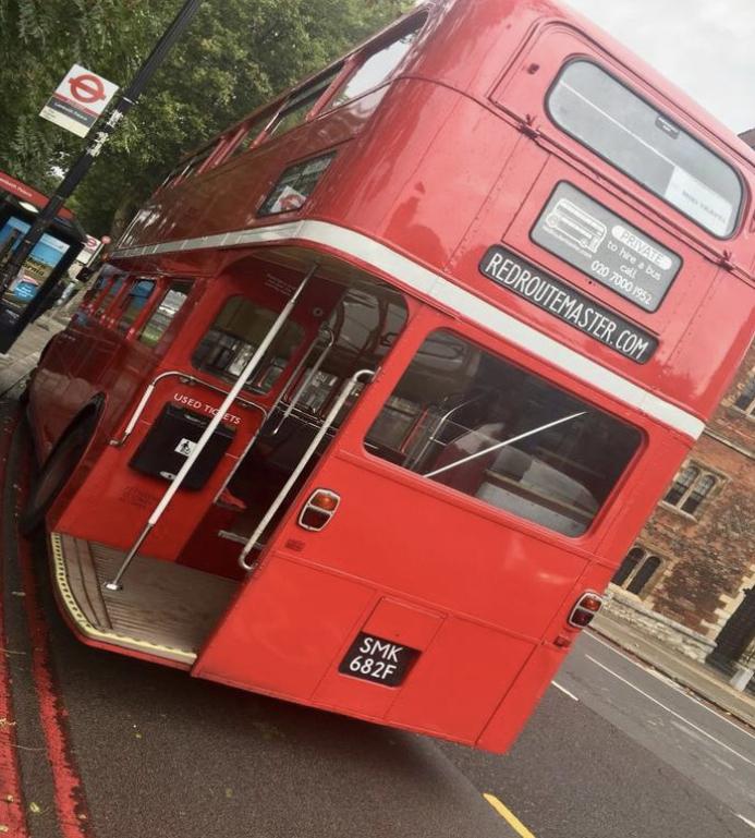 ロンドンバス2