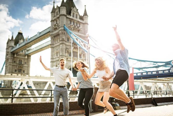 ロンドン夏