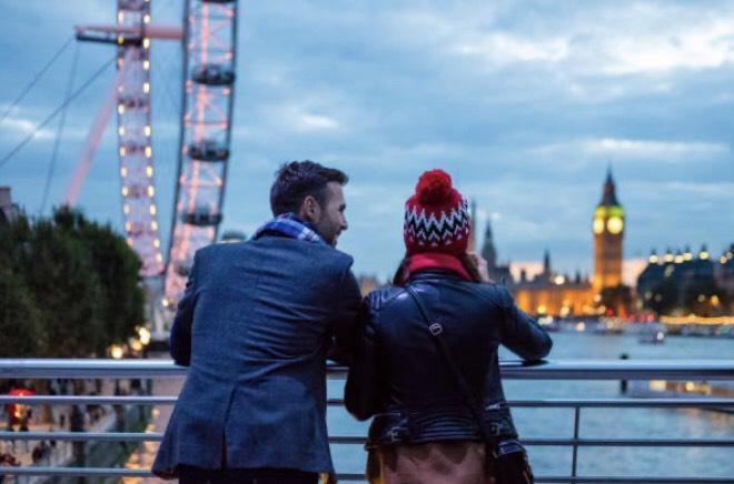 ロンドン冬