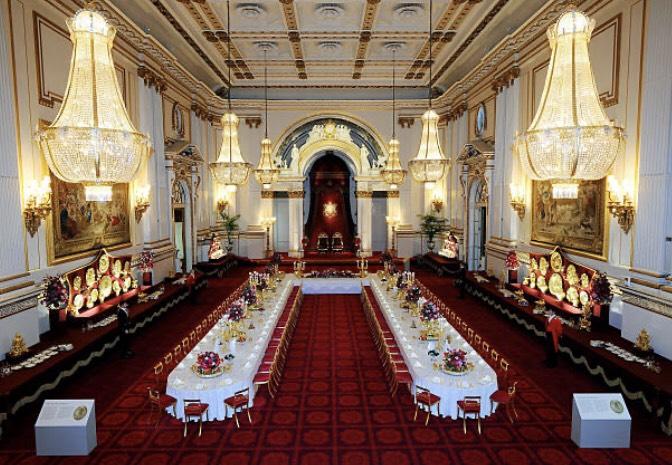 バッキンガム宮殿1