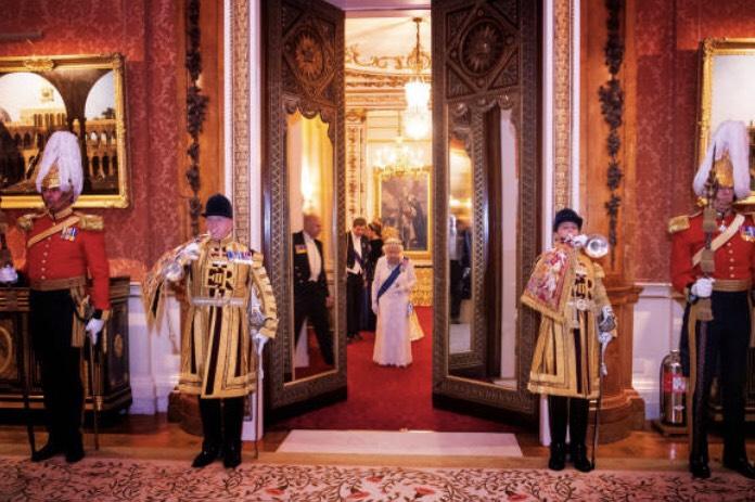 バッキンガム宮殿4