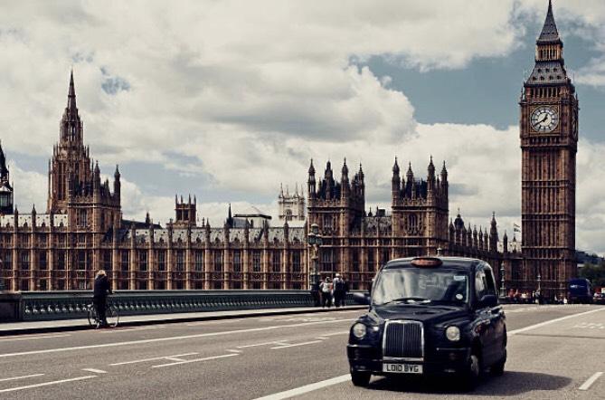 ロンドンタクシー1