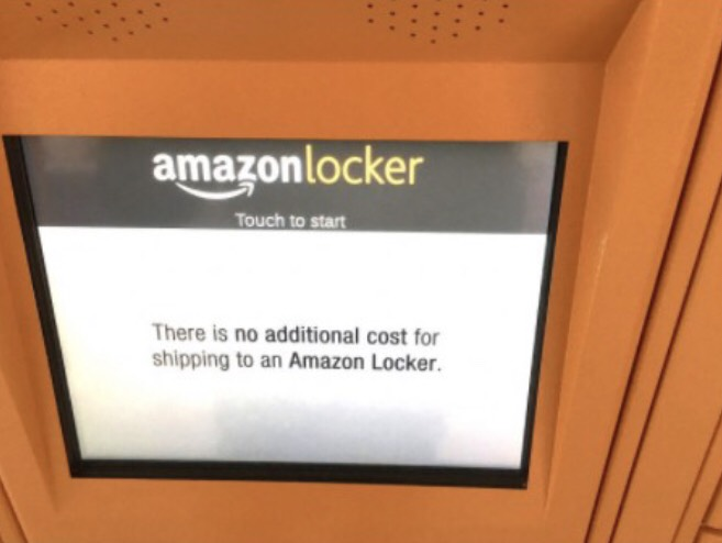 Amazon Locker2