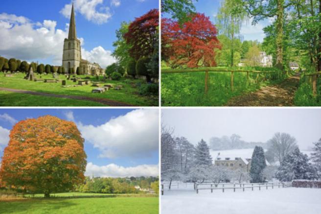 イギリス四季