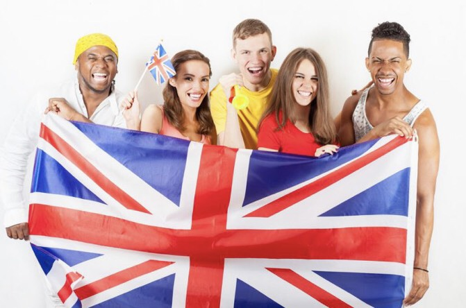 イギリス留学生1