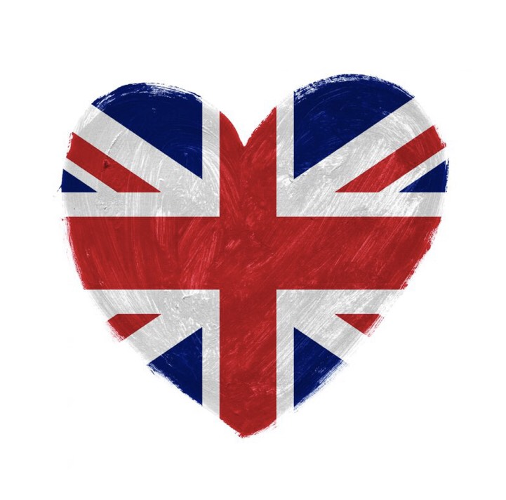 イギリスハート