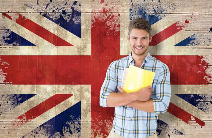 イギリス人男性