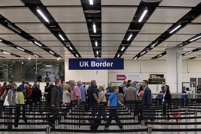 イギリス入国 水際措置